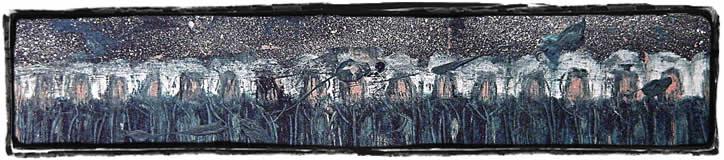 Ulrich Emmert, Blue Moon, 2006